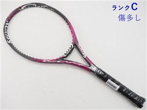 【中古】スリクソン レヴォ CV3.0 エフ エルエス 2018年モデル【一部グロメット割れ有り】【トップバンパー割れ有り】SRIXON REVO CV3.0 F-LS 2018(G2)【中古 テニスラケット】