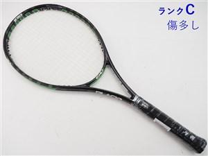 【中古】プリンス イーエックスオースリー ブラック 100 2010年モデルPRINCE EXO3 BLACK 100 2010(G2)【中古 テニスラケット】